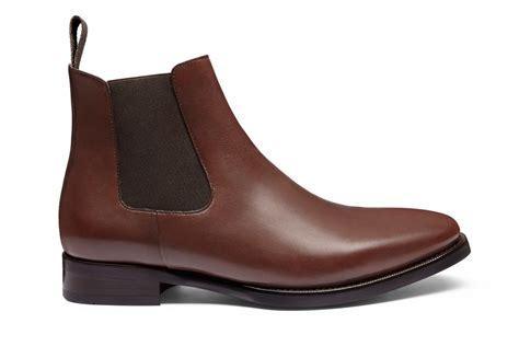 ellis chelsea boot arabica grain erwin