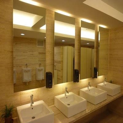 Commercial Bathroom Mirrors by Commercial Mirrors Arizona Glass Door Connection