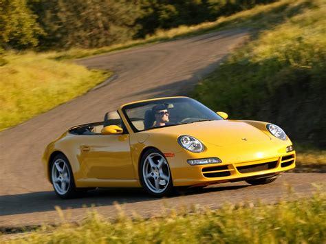 porsche 911 convertible 2005 porsche 911 cabriolet 997 specs 2005 2006