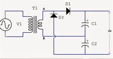 capacitor doubler capacitor doubler circuit 28 images voltage doubler voltage multiplier circuits voltage