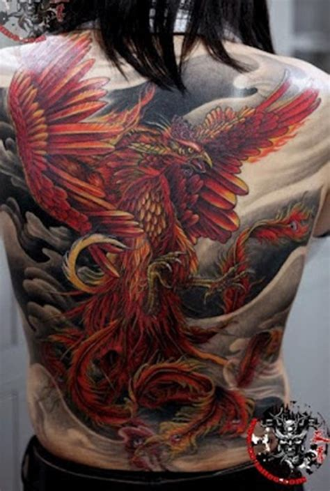 phoenix tattoos for men meaning 60 meaning and designs for and
