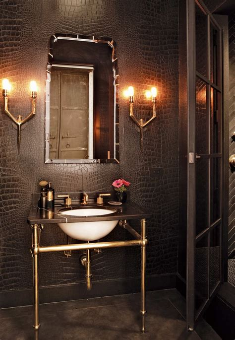 what is the powder room 18 statement powder rooms dk decor