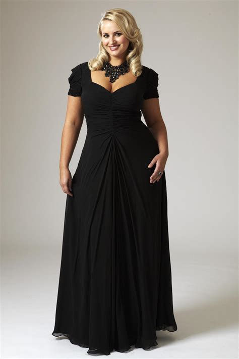 Plus Size Formal Dresses   Dressed Up Girl