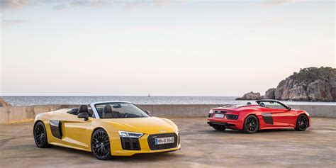 Review Audi R8 by 2017 Audi R8 Spyder Review Caradvice