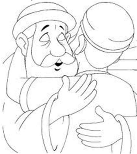 prodigal son coloring pages preschool prodigal son on pinterest prodigal son pigs and pig