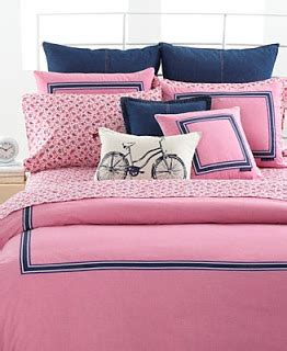 tommy hilfiger down comforter tommy hilfiger pink oxford collection down comforter