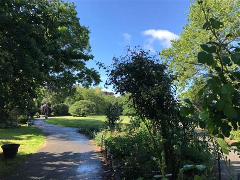 Bay Ridge Gardens by City Parks Serving Up Picnic Spots Am New York