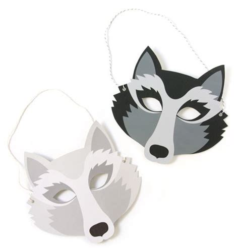 z 252 wolf mask masks and wolves