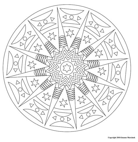 blank mandala coloring pages free mandala coloring pages musings
