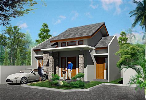 rumah sangat sederhana minimalis banglo info bisnis properti foto gambar wallpaper