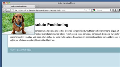 css layout absolute vs relative understanding css relative and absolute positioning explained