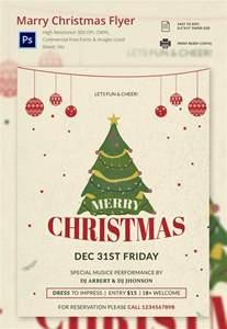 60 christmas flyer templates free psd ai illustrator doc format