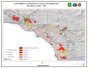 fires in california right now map southern california wildfire map california map