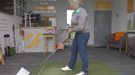 forearm rotation in the golf swing golf swing arm rotation part 4 how to move through