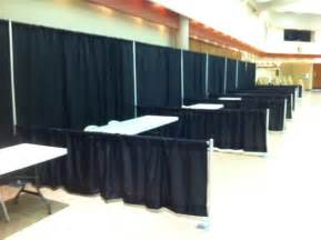 trade show pipe and drape rk trade show booth exihibition booth pipe and drape