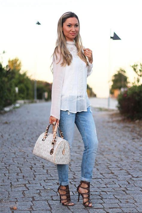 style statement  claudia zara shirt zara jeans