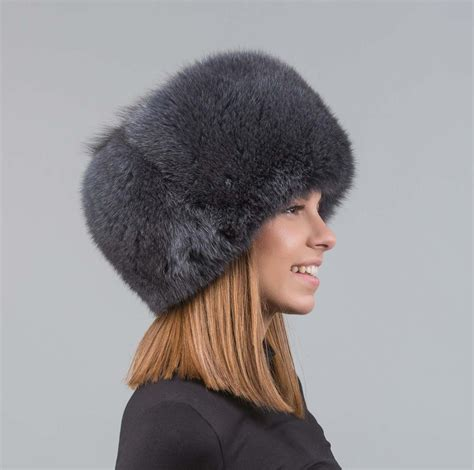 russian fur hat haute acorn