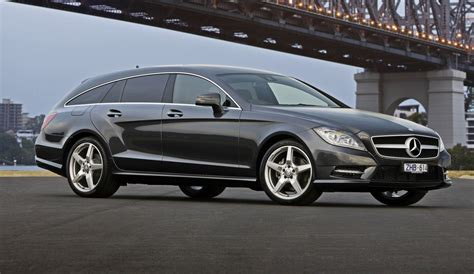 mercedes cls 350 mercedes cls 350 shooting brake icarreviews