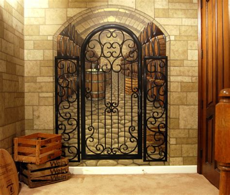 hand painted wrought iron decorative art in ceiling and wall mural painting interior design amp tips artdreamshome
