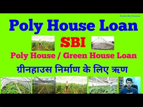 green house loan sbi poly house loan loan for green house cultivation