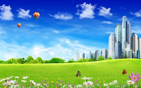 background taman scenery wallpapers pc laptop 40 scenery pictures in fhd