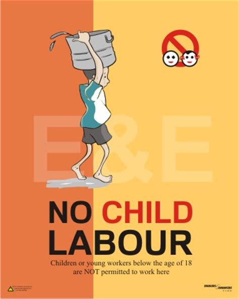Handmade Poster On Child Labour - quality professionals employee welfare posters