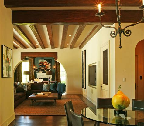 Colonial Home Decorating California Mission Style Eclectic Mediterranean Family