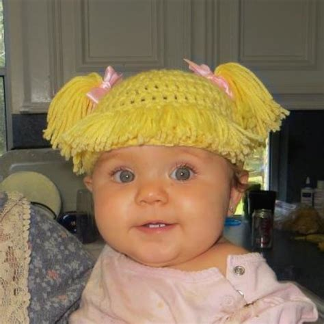 cabbage patch hats to knit cabbage patch little ones inspired knit hats decor advisor