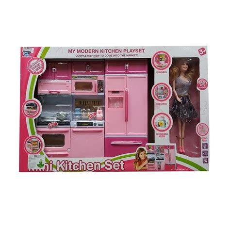 Mainan Anak Dapur Modern My Modern Kitchen Boneka 22 jual momo toys my modern kitchen playset mainan anak