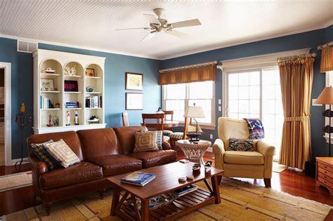 Nautical Style Living Room by Nautical Living Traditional Living Room Philadelphia