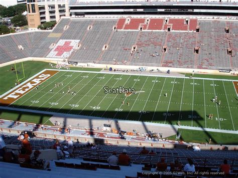 dkr seating chart dkr memorial stadium section 104 rateyourseats