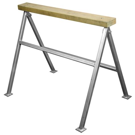 ct tradetools tall trestle mm carpenters  horse