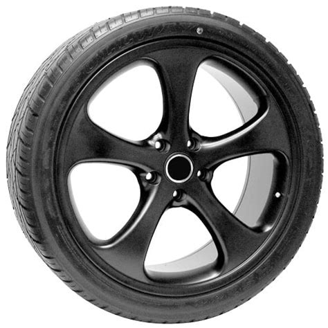 Volkswagen Tires And Rims by 22 Matte Black Vw Wheels Rims And Tires For Volkswagen