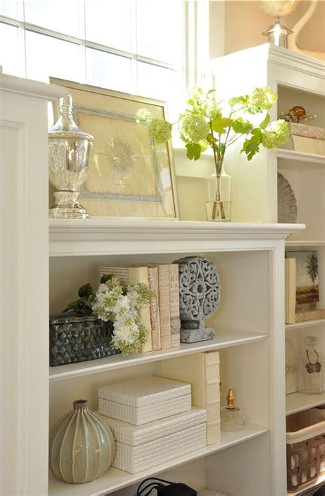 pretty home decor ideas for decorating bookshelves