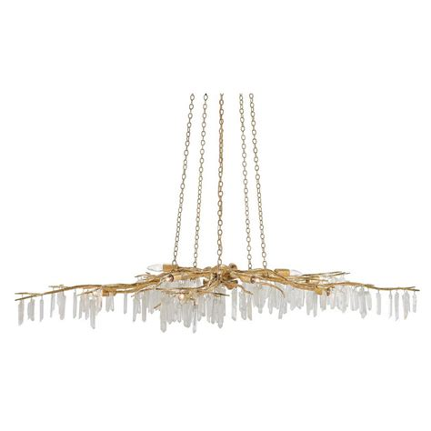 Currey Company Forest Light Chandelier Forest Chandelier