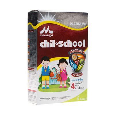 Chil School 4 Regular Vanila 800gram buy promo turun harga bulan agustus anak platinum