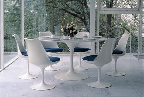 tavolo saarinen originale tavolo e sedie tulip di esedra by prospettive design eero