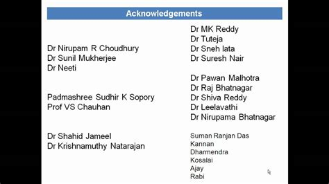 acknowledgement thesis defense acknowledgements youtube