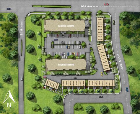site plan site plan of companies homes condos retirement resort living