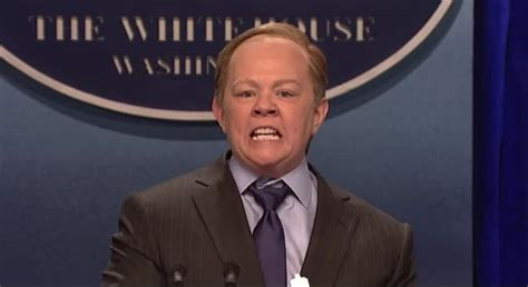 jeff sessions possum snl snl found their perfect sean spicer in melissa mccarthy