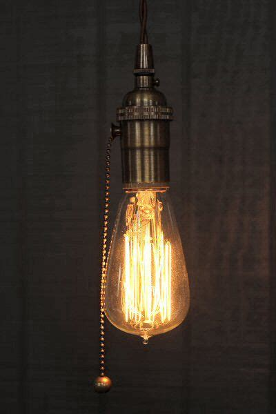 pull cord ceiling light fixture 25 best ideas about pull chain light fixture on