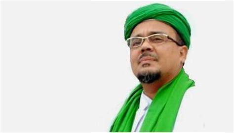 profil habib rizieq syihab habib rizieq syihab islam kafah