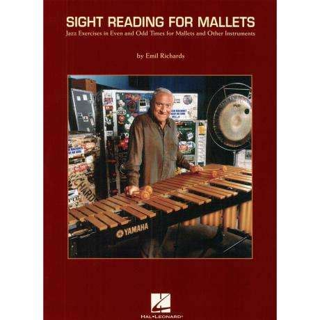 melodic stick books sight reading for mallets by emil richards melodic