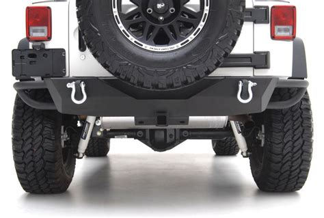 Jeep Jk Rear Bumper Smittybilt Src Rear Bumper Jeep Jk Wrangler Unlimited