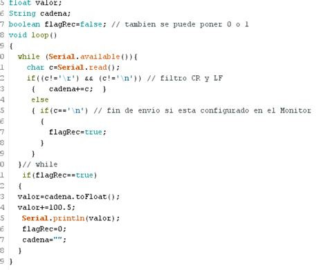 funcion para leer cadenas en c cadenas y arrays serial arduino parte ii panama hitek