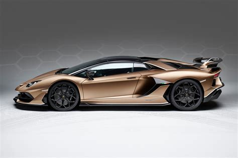 lamborghini aventador svj roadster wallpaper lamborghini aventador svj roadster revealed ahead of geneva debut autoevolution
