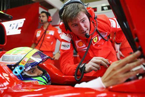 Ferrari F1 Engineer by Racing Car Dynamics Your Technical Blog On Race Cars