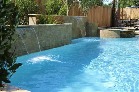 Backyard Pools Houston 12 Best Images About Custom Designed Swimming Pools
