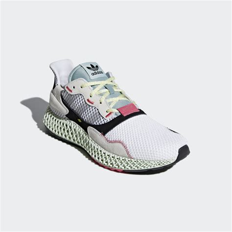 adidas zx 4000 4d shoes white adidas us