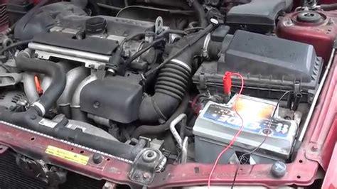 volvo  auto transmission fluid check location youtube
